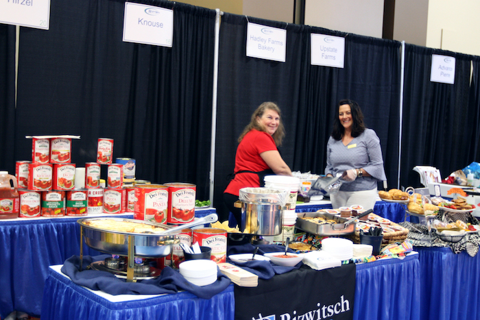 8-17 Food Show Pictures Part 1