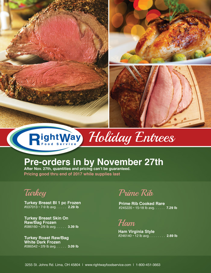 11-17 holiday entrees