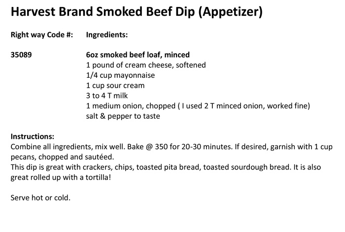 smoked beef loaf 1