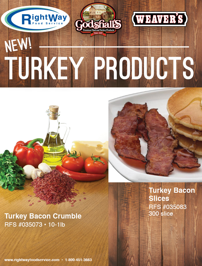9-16 turkey products